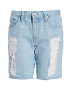 Lovers + Friends Dylan Slouchy Boyfriend Shorts