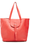 Timeless Leatherette Tote