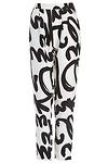 Tailored Graffiti Trouser
