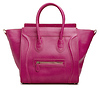 DAILYLOOK Large Structured Handbag