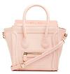 DAILYLOOK Mini Structured Handbag