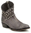 Matisse Leather Cowboy Booties