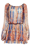 Show Me Your Mumu Lee Lee Ruffle Dress