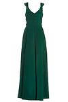 Line & Dot Moore Silk Maxi Dress