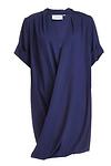 MLM Ziggy Roll Sleeve Mini Dress