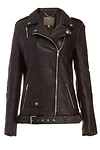 MUUBAA Limited Sadeo Belted Biker Jacket