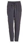 LAmade Silk Ascot Print Pants