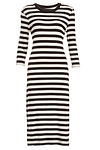 The Fifth Label Trick Of The Light Stripe Dress