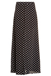 DAILYLOOK Polka Dot Maxi Skirt