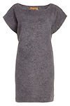 Karen Zambos Fleece Bailey Dress