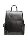 Bronson Alcott Vegan Leather Backpack