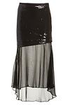 Line & Dot Millionaire Sequin Skirt