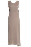 DAILYLOOK Gwyneth Racerback Midi Dress