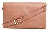The Miranda Vegan Leather Day Clutch