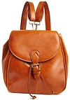 Shoshanna Vintage Vegan Leather Backpack