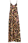 Somedays Lovin Deep End Floral Maxi Dress