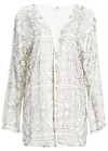 True Decadence Sequin Beaded Jacket