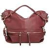Sadler Vegan Leather Shoulder Bag
