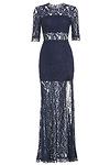 DAILYLOOK J. Cole Lace Maxi Dress