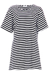 Glamorous Striped Shift Dress