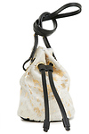CHC Cinch Cowhide Bucket Bag