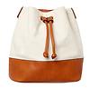 Wesley Vegan Leather Bucket Bag