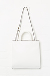 Fauntleroy Vegan Leather Short Strap Rectangle Tote