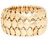 Gold Coin Stretch Bracelet