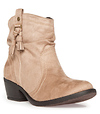 Western Slouch Ankle Bootie