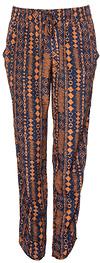 Tribal Striped Pants