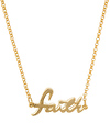 DAILYLOOK Faith Pendant Necklace
