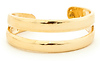 Double Band Midi Ring