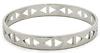DAILYLOOK Triangle Cutout Bangle Bracelet