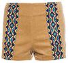 Tribal Corduroy Shorts