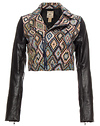 Tribal Tapestry Moto Jacket
