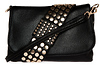 Studded Strip Purse