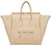 DAILYLOOK Large Structured Handbag