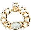 Glitter Stone Chain Bracelet
