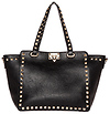 Chic Studded Border Tote