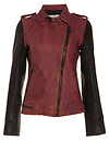 DOMA Cora Leather Jacket