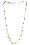 DAILYLOOK Spiked Rhinestone Necklace