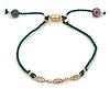 Miss Independent Guardian Eye Chain Friendship Bracelet