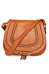 DAILYLOOK Classic Saddlebag Purse