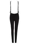 CourtShop James Suspender Skinny Jeans