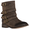 Quad Buckle Boots
