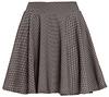 Glamorous Polka Dot Circle Skirt
