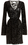 DV Dolce Vita Barbarella Velvet Dress