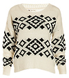 Diamond Tribal Sweater