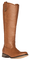 Sleek Knee High Riding Boots