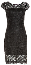 Line & Dot Classic Lace Dress